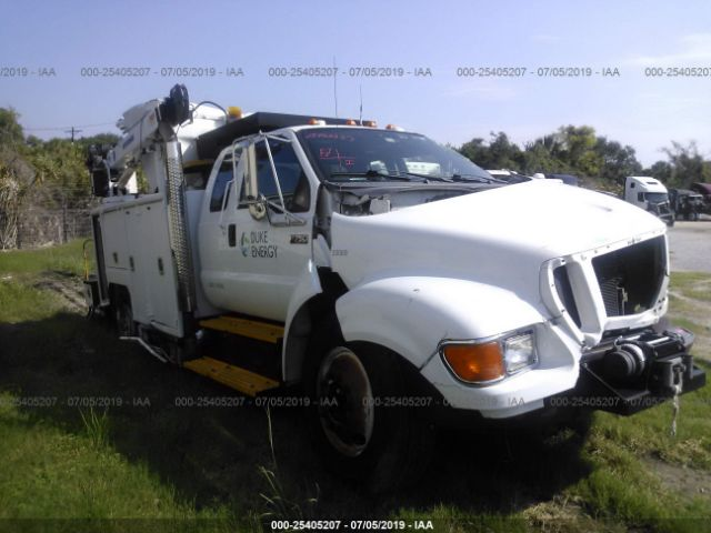 2011 FORD F750 - Small image. Stock# 25405207