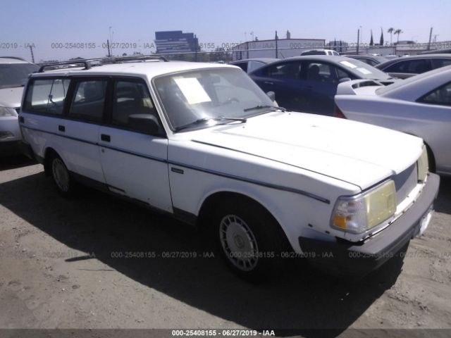 Salvage, Repairable and Clean Title Volvo 240 Vehicles for