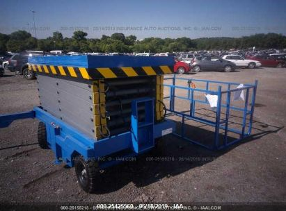 Salvage 2019 5 STAR SKY LIFT for sale