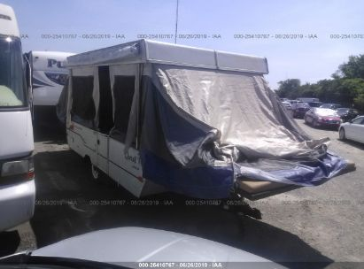 Salvage 2003 JAYCO QUEST for sale
