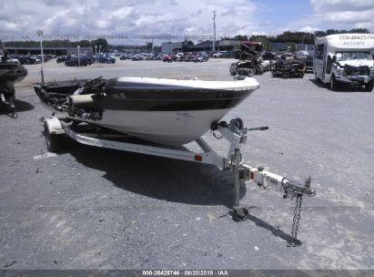 Salvage 2009 BAYLINER SKI BOAT for sale
