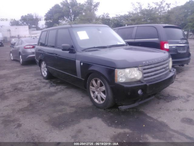 click here to view 2006 LAND ROVER RANGE ROVER at IBIDSAFELY