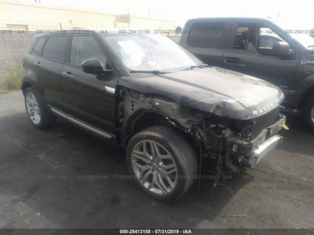click here to view 2016 LAND ROVER RANGE ROVER EVOQU at IBIDSAFELY