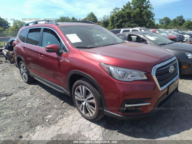 Salvage, Repairable and Clean Title Subaru Ascent Vehicles