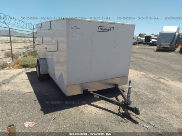 2007 HAUL MARK IND UTILITY - Small image. Stock# 25428804