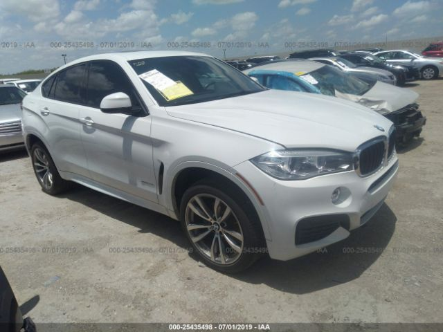Salvage, Repairable and Clean Title BMW X6 Vehicles for Sale - SCA™