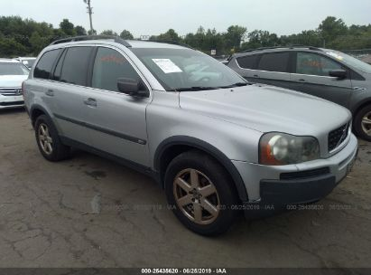 Salvage 2004 VOLVO XC90 for sale