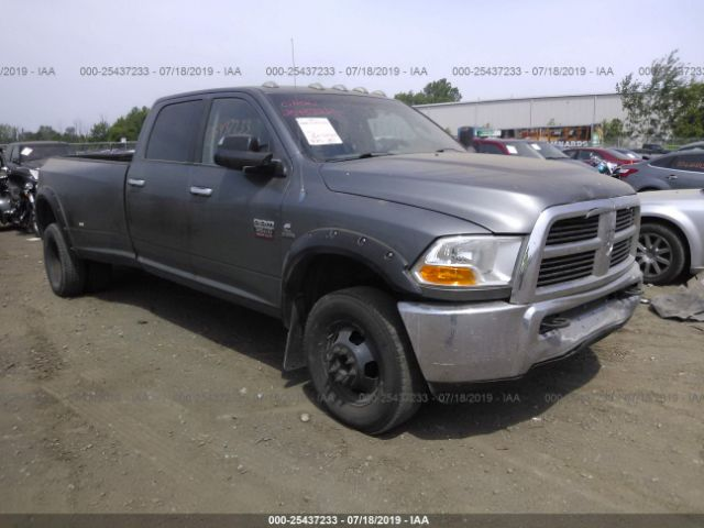 Salvage, Repairable and Clean Title Dodge RAM 3500 Vehicles