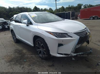 Salvage 2019 LEXUS RX for sale