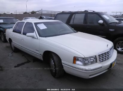 Salvage 1999 CADILLAC DEVILLE for sale