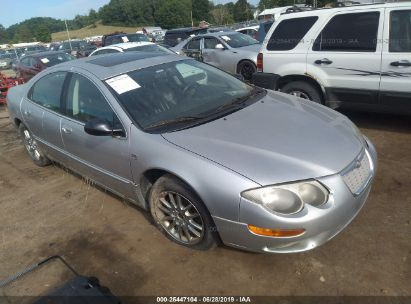 Salvage 2002 CHRYSLER 300M for sale