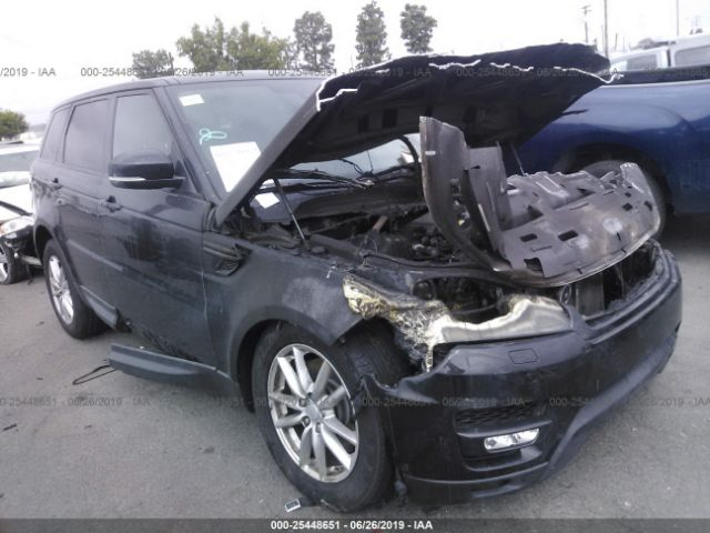 click here to view 2015 LAND ROVER RANGE ROVER SPORT at IBIDSAFELY