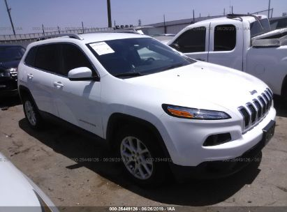 Salvage 2016 JEEP CHEROKEE for sale