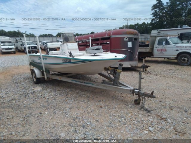 click here to view 2001 KEY LARGO 168 BOAT at IBIDSAFELY