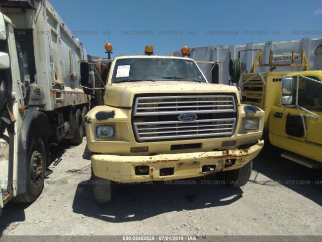 1991 FORD F600 - Small image. Stock# 25452528