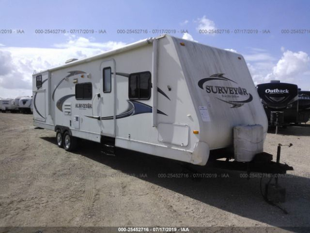click here to view 2011 SURVEYOR 36FT 2 SLIDES at IBIDSAFELY