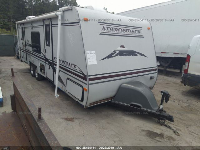 click here to view 2005 ADIRONDACK 26 RK SL at IBIDSAFELY