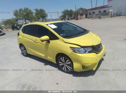 Salvage 2016 HONDA FIT for sale