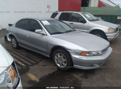 Salvage 2001 MITSUBISHI GALANT for sale