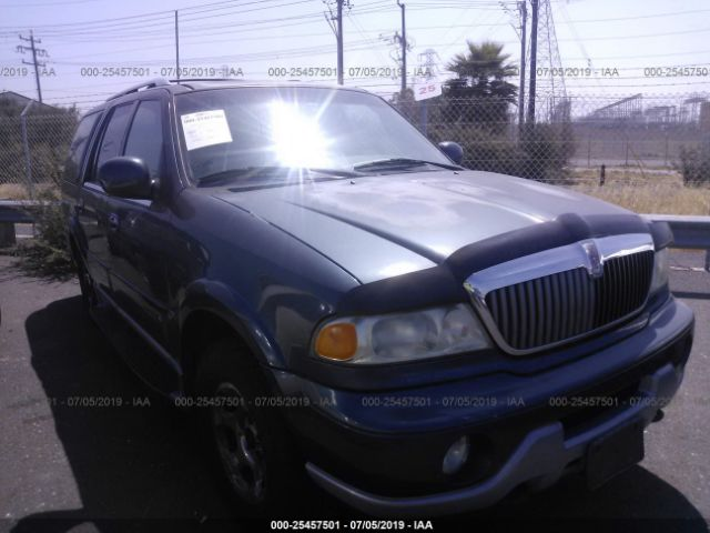 click here to view 2000 LINCOLN NAVIGATOR at IBIDSAFELY