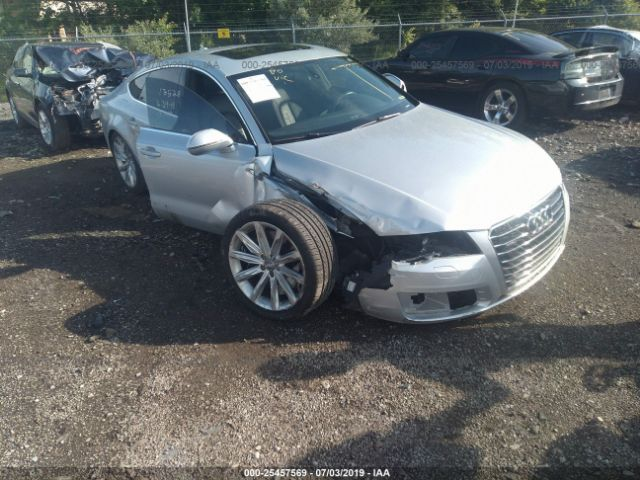 Nuotraukų AUDI A7 2014