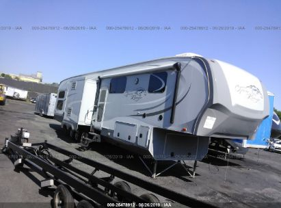 Salvage 2013 OPEN RANGE TRAVEL TRAILER for sale