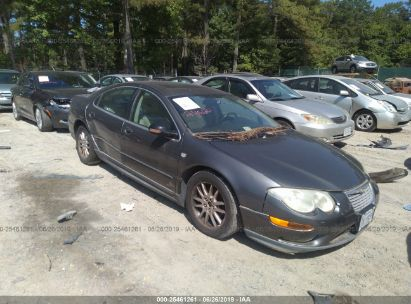 Salvage 2003 CHRYSLER 300M for sale
