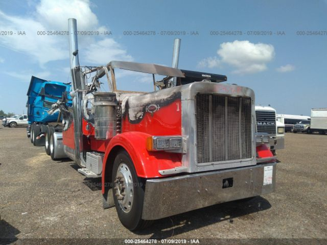 Salvage, Repairable and Clean Title Peterbilt 379 Vehicles