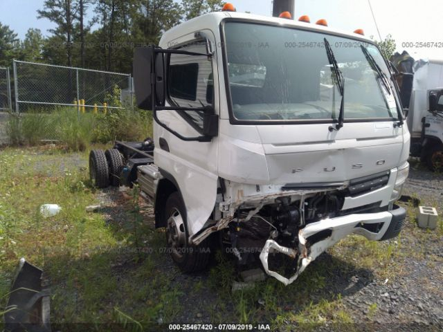 click here to view 2017 MITSUBISHI FUSO TRUCK FE at IBIDSAFELY