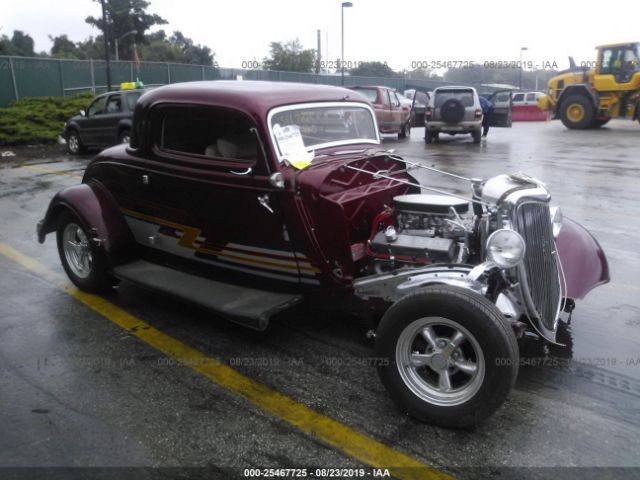click here to view 1934 FORD COUPE SR at IBIDSAFELY