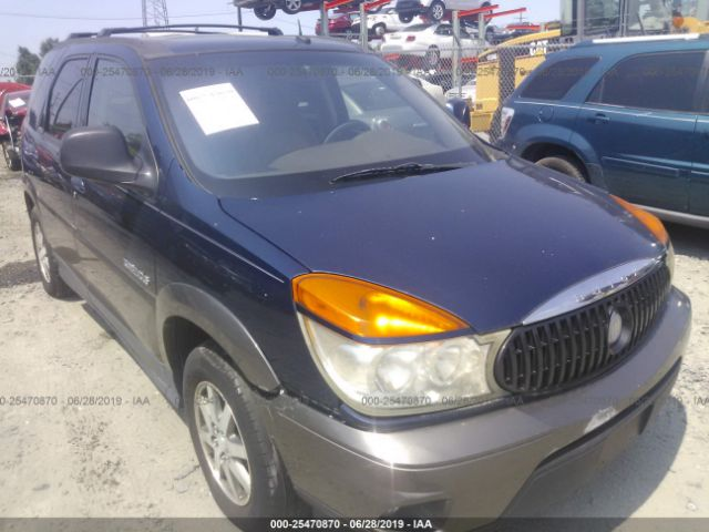 click here to view 2003 BUICK RENDEZVOUS at IBIDSAFELY