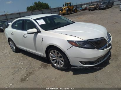 Salvage 2013 LINCOLN MKS for sale
