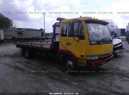Salvage 2001 NISSAN DIESEL UD2000 for sale