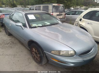 Salvage 1996 BUICK RIVIERA for sale
