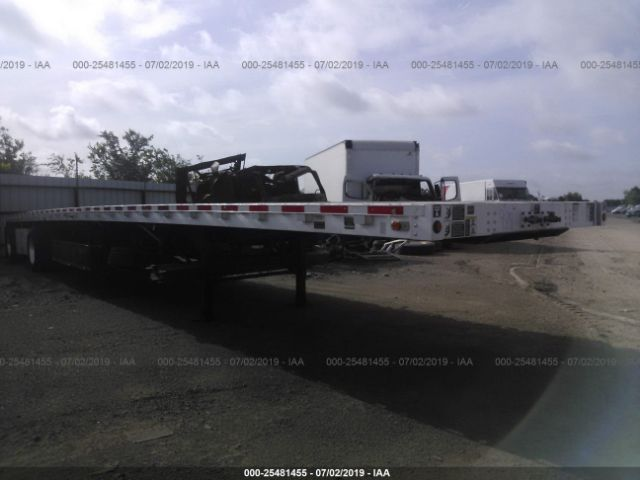 click here to view 2006 WILSON TRAILER CO FLATBED at IBIDSAFELY