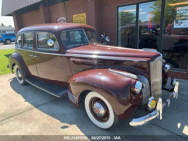 click here to view 1941 PACKARD CLIPPER at IBIDSAFELY