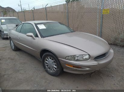Salvage 1995 BUICK RIVIERA for sale
