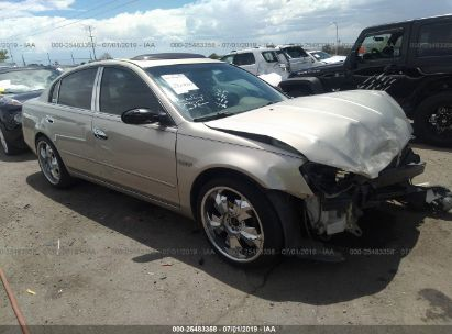 Salvage 2006 NISSAN ALTIMA for sale
