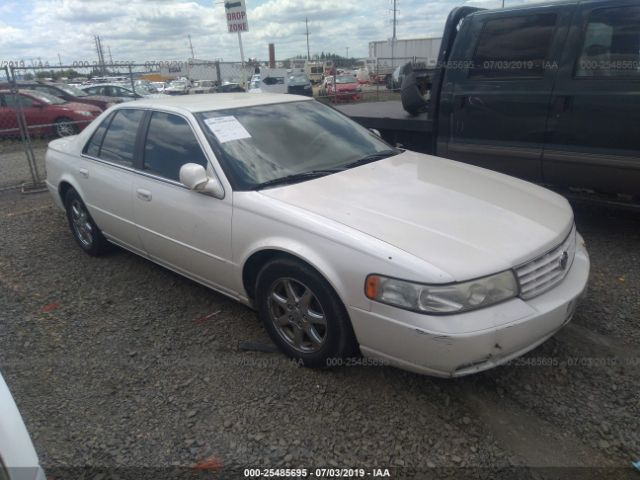 click here to view 2002 CADILLAC SEVILLE at IBIDSAFELY