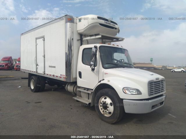 salvage title 2017 freightliner m2 6 7l for sale in philadelphia pa 25491657 sca sca auction