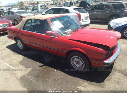 Salvage 1988 BMW 325 for sale