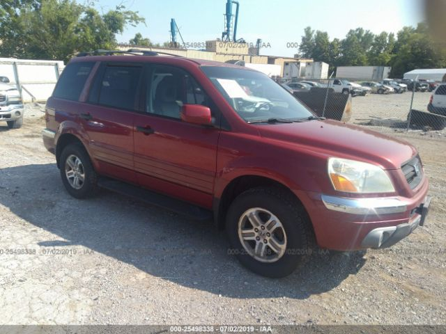 Honda Bowling Green Ky >> Clean Title 2003 Honda Pilot 3 5l For Sale In Bowling Green