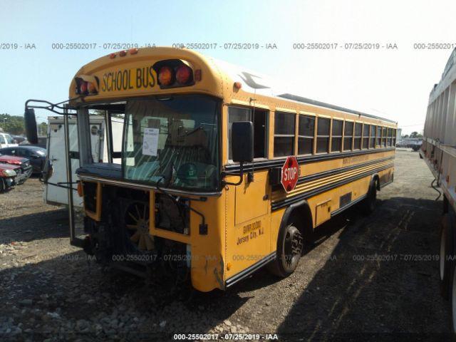 BLUE BIRD SCHOOL BUS / TRAN