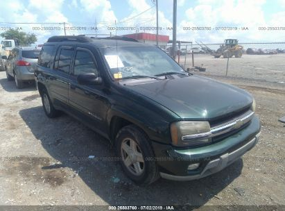 Salvage 2003 CHEVROLET TRAILBLAZER for sale