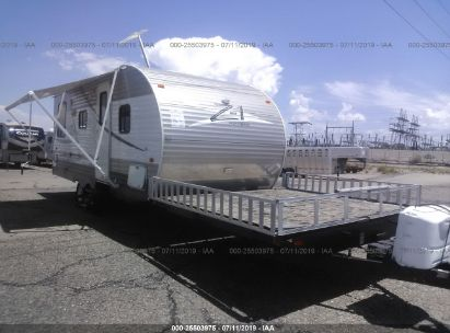 Salvage 2013 CROSSROADS ZT218TD13 for sale
