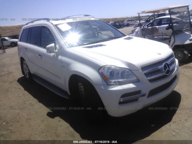 2011 MERCEDES-BENZ GL - Small image. Stock# 25505383