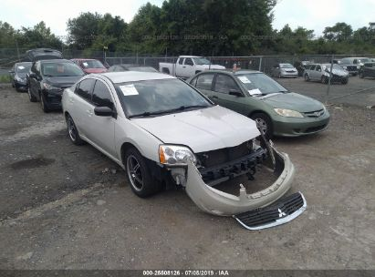 Salvage 2007 MITSUBISHI GALANT for sale