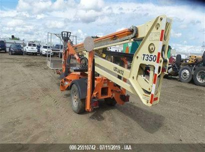 Salvage 2012 JLG T350 for sale