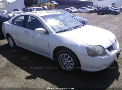 Salvage 2005 MITSUBISHI GALANT for sale
