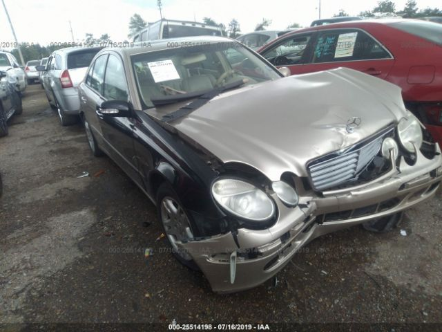 2003 MERCEDES-BENZ E320 - Small image. Stock# 25514198